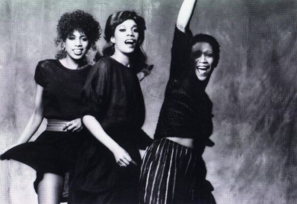 The Pointer Sisters: Give Our Legends Their Flowers.