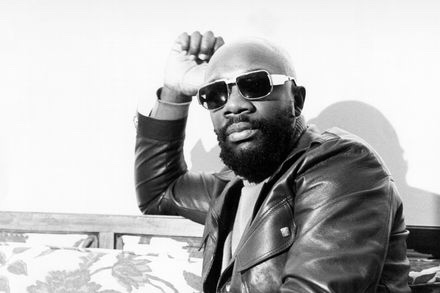 Isaac Hayes: Give Our Legends TheirFlowers.