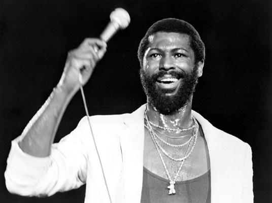 Teddy Pendergrass: Give Our Legends TheirFlowers.