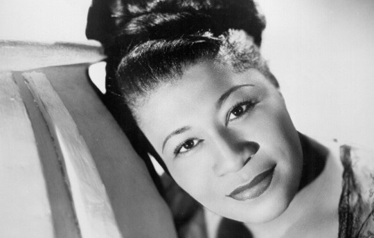 Ella Fitzgerald: Give Our Legends TheirFlowers.