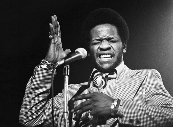 Al Green: Give Our Legends TheirFlowers.